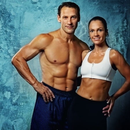 Healthy Fit Couple