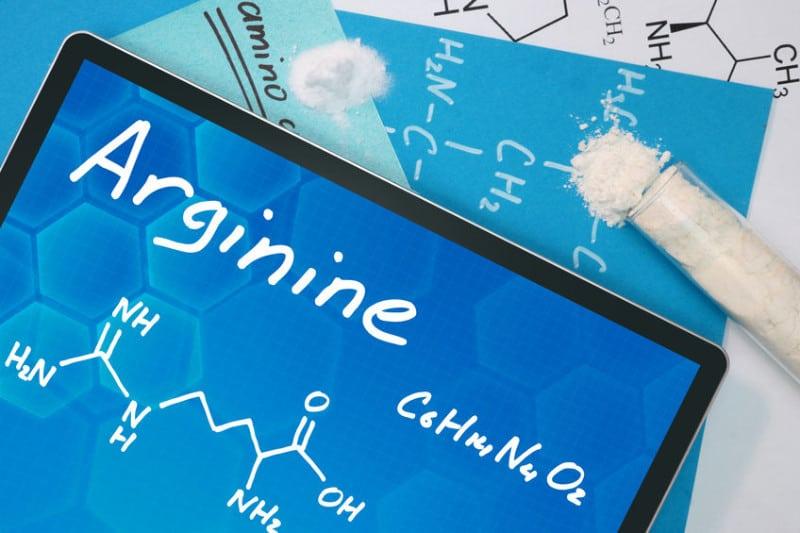 Arginine chemical formula and compound