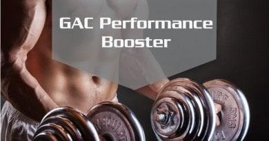 GAC Performance Booster: Glutamine, Arginine and Carnitine Injections