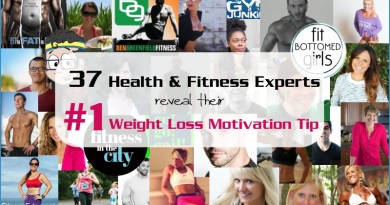 37 Experts Reveal Their #1 Weight Loss Motivation Tip
