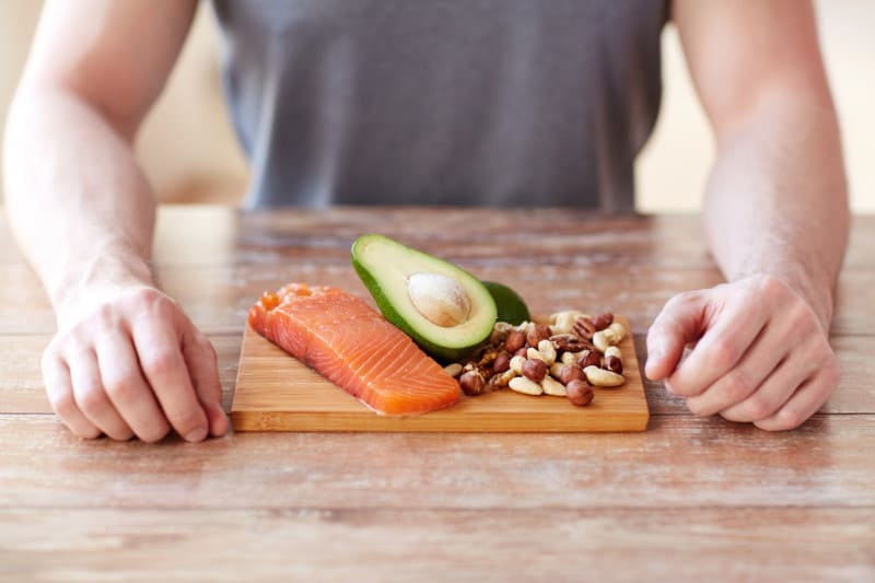 Foods Rich in Good Fats