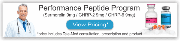 Performance Peptides Program