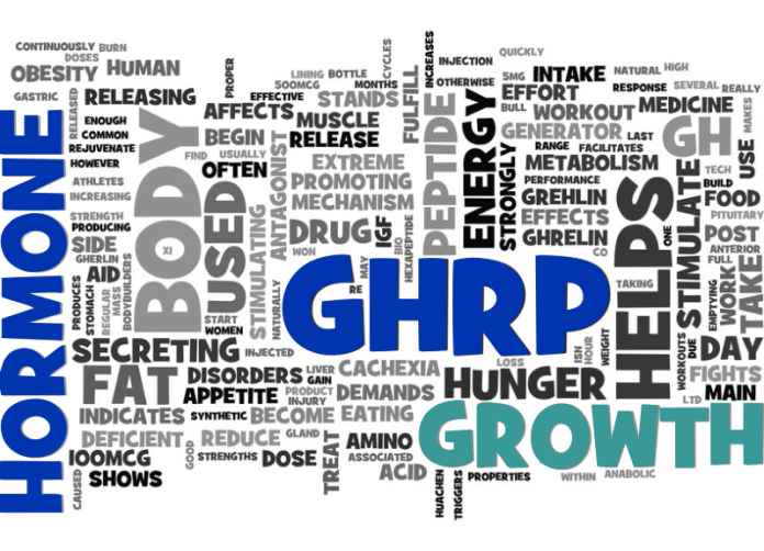 GHRP Growth Hormone Text