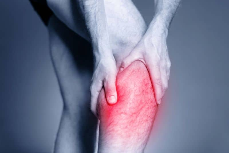 Soft Tissue Injury of Calf Muscle
