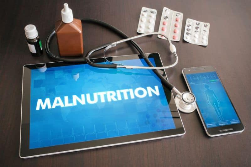 Malnutrition Concept